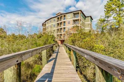 Gulf Shores Condo/Townhouse For Sale: 16728 County Road 6 #303