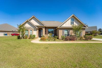 Fairhope Single Family Home For Sale: 9689 Cumbria Drive