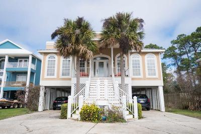 Orange Beach Single Family Home For Sale: 4131 Harbor Drive