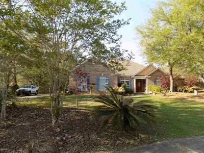 Fairhope Single Family Home For Sale: 10951 Driver Court