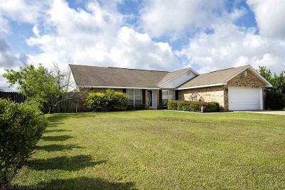 Daphne Single Family Home For Sale: 11892 Yellowhammer Ct