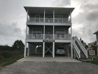 Gulf Shores Single Family Home For Sale: 729 Morgantown Blvd