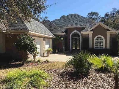 Gulf Shores Single Family Home For Sale: 312 Peninsula Blvd