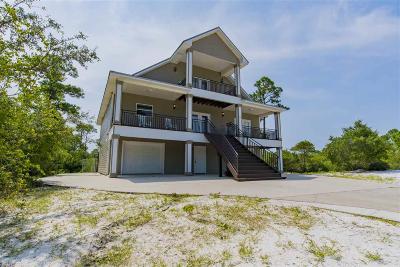 Perdido Key Single Family Home For Sale: 14447 River Road