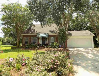 Fairhope Single Family Home For Sale: 10450 Steel Creek Court