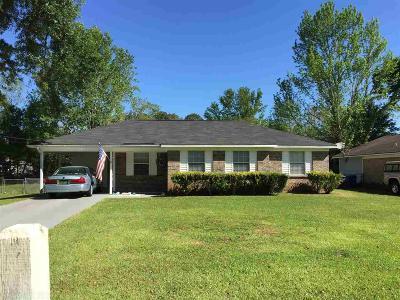 Foley Single Family Home For Sale: 520 W Carolyn Avenue