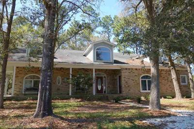 Magnolia Springs Single Family Home For Sale: 12407 Old Marlow Rd