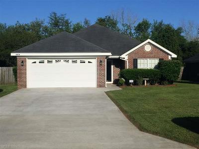 Loxley Single Family Home For Sale: 28170 Landmark Avenue