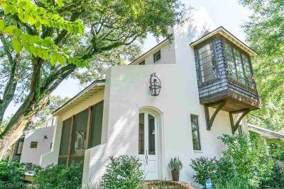 Fairhope Single Family Home For Sale: 105 Fels Avenue