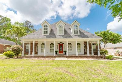 Spanish Fort Single Family Home For Sale: 30625 Laurel Ct