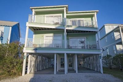 Gulf Shores Single Family Home For Sale: 1506 Sandpiper Dr #3