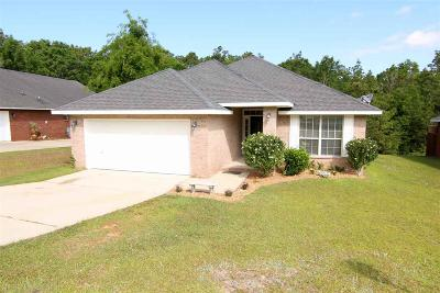 Daphne Single Family Home For Sale: 28387 Chateau Drive