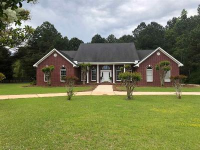 Single Family Home For Sale: 44165 Pine Grove Road