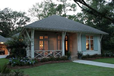 Fairhope Single Family Home For Sale: 310 Poviner Place