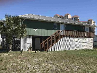 Gulf Shores Single Family Home For Sale: 421 E 2nd Avenue