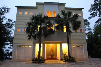 Gulf Shores Single Family Home For Sale: 18192 State Highway 180