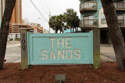 Gulf Shores Condo/Townhouse For Sale: 700 W Beach Blvd #116