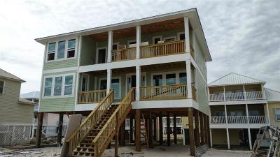 Gulf Shores, Orange Beach Single Family Home For Sale: 6099 S South Sea Circle