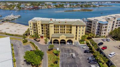 Orange Beach Condo/Townhouse For Sale: 3564 Bayou Road #C205