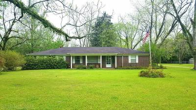 Daphne Single Family Home For Sale: 10166 County Road 64