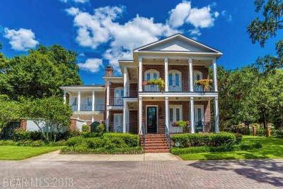 Fairhope Single Family Home For Sale: 2 Moss Oak Court
