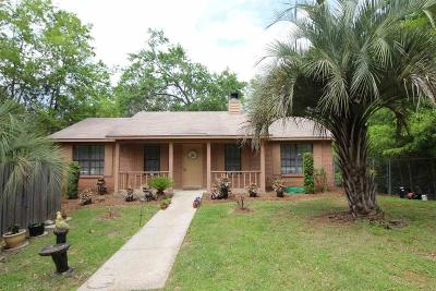 Lillian Single Family Home For Sale: 35225 Cypress Av