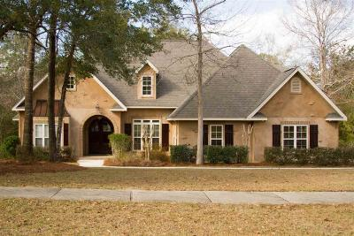 Daphne Single Family Home For Sale: 29990 D'olive Ridge
