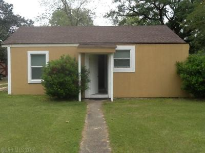 Foley Single Family Home For Sale: 1100 N Pine Street