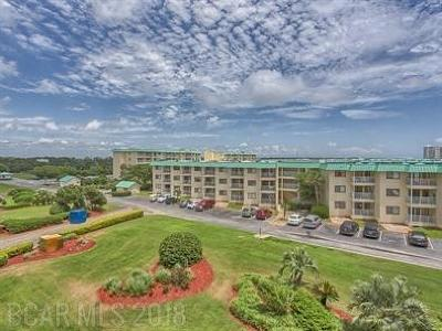 Gulf Shores, Orange Beach Condo/Townhouse For Sale: 375 Plantation Road #5311