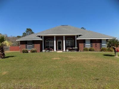 Elberta Single Family Home For Sale: 24175 Goldenrod Lane
