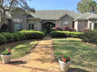 Bon Secour, Fairhope, Foley, Gulf Shores, Orange Beach Single Family Home For Sale: 32 Preserve Court