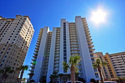 Perdido Key Condo/Townhouse For Sale: 13661 Perdido Key Dr #506