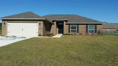 Robertsdale Single Family Home For Sale: 21778 Baltimore Court
