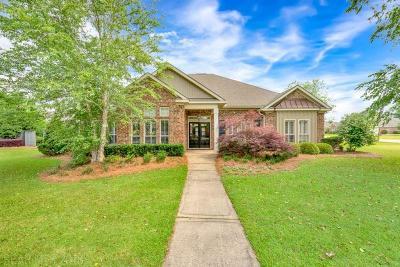 Daphne Single Family Home For Sale: 25351 Misty Glen
