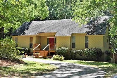 Daphne Single Family Home For Sale: 505 Sherwood Ln