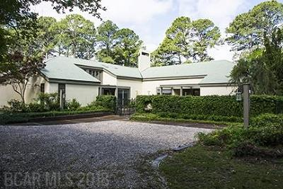 Fairhope Single Family Home For Sale: 18183 Quail Run