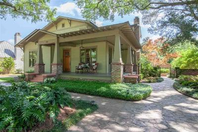 Fairhope Single Family Home For Sale: 252 N Summit Street