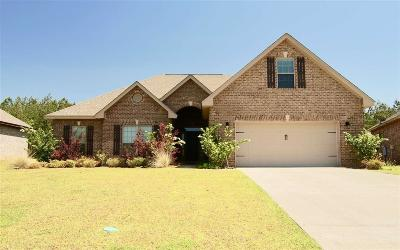 Spanish Fort Single Family Home For Sale: 12174 Squirrel Drive