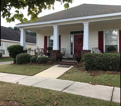 Daphne Single Family Home For Sale: 29929 St Helen Street
