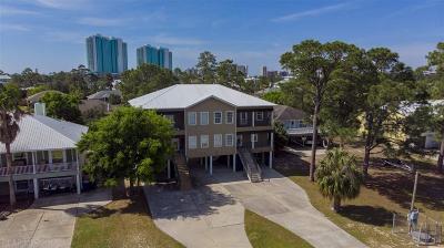 Orange Beach Single Family Home For Sale: 26360 B Carondelette Drive #B