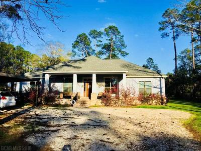 Fairhope Single Family Home For Sale: 15290 Scenic Highway 98