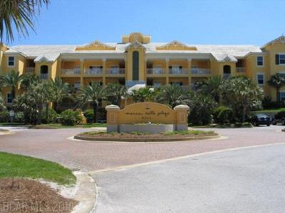 Gulf Shores Condo/Townhouse For Sale: 9350 Marigot Promenade #302 East
