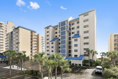 Orange Beach Condo/Townhouse For Sale: 26072 Perdido Beach Blvd #104 West