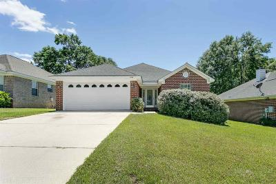 Daphne Single Family Home For Sale: 7532 Avery Lane