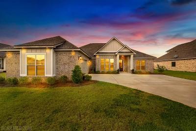 Daphne Single Family Home For Sale: 8821 Longue Vue Blvd