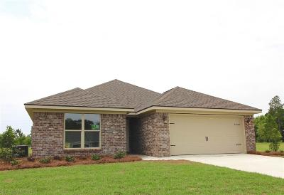 Foley Single Family Home For Sale: 1152 Caer Beris Ct