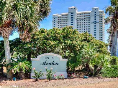 Baldwin County Condo/Townhouse For Sale: 375 Beach Club Trail #A1904