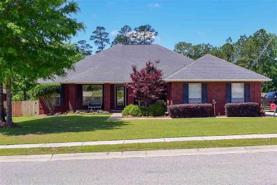 Daphne Single Family Home For Sale: 28303 Cypress Loop