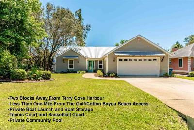 Orange Beach Single Family Home For Sale: 26263 St Lucia Drive
