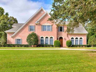 Gulf Shores, Orange Beach Single Family Home For Sale: 3708 Turnberry Dr